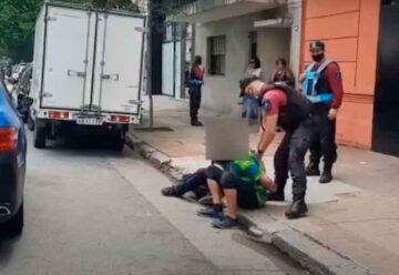 Detuvieron a dos motochorros que le robaron a una joven