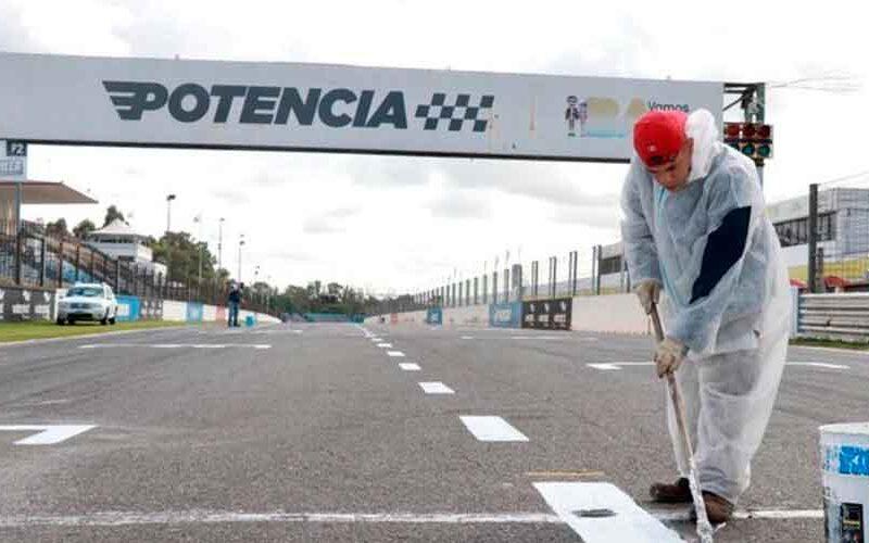 Autódromo: todo listo para la Copa de Oro del TC