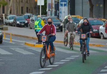 """El Gobierno presentó el Programa """"Buenos Aires Ciudad Bici"""""""