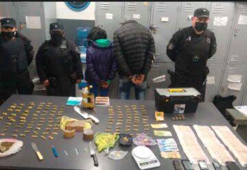 Dos detenidos en el Barrio 31 por intentar sobornar a policías