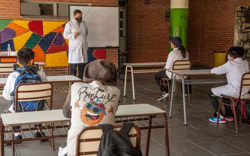 Ciudad: Vuelta a clases presenciales 2021