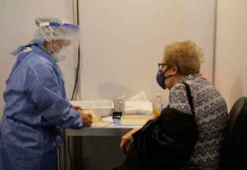 Ya se vacunó a 16.547 adultos mayores de 80 años