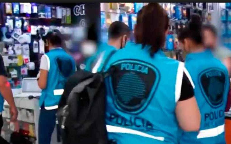 Secuestran sofisticado equipo de desbloqueo de celulares robados