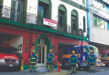 Bomberos de La Boca: 50 MIL días de servicio solidario