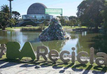 Ciudad: Una isla de plásticos en el Planetario