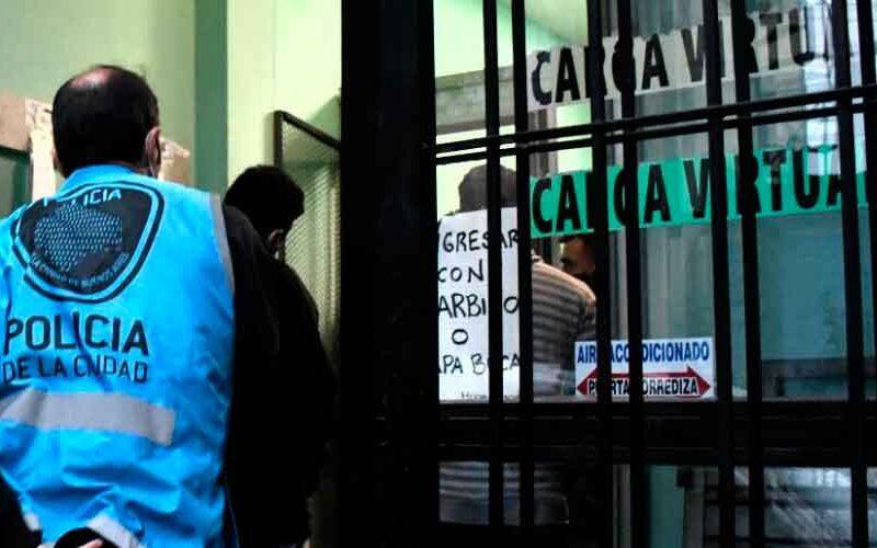 Quiniela clandestina: dos locales clausurados