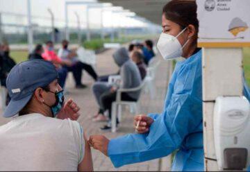 Vacunación contra el Covid-19 en Centros de Inclusión Social