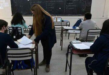 Ciudad: Los alumnos de secundaria a las aulas