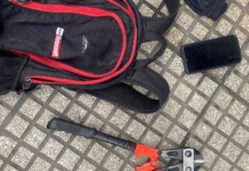 La Policía detuvo a dos ladrones de bicicletas en Caballito