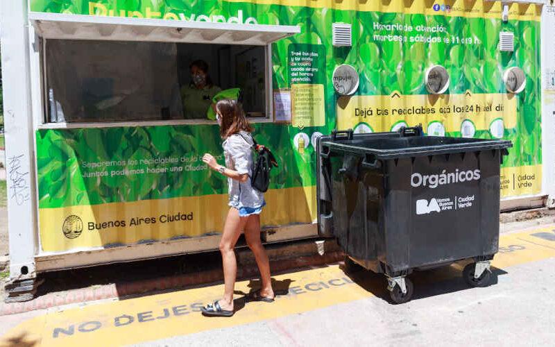 Flores: Dónde podés entregar tus residuos orgánicos