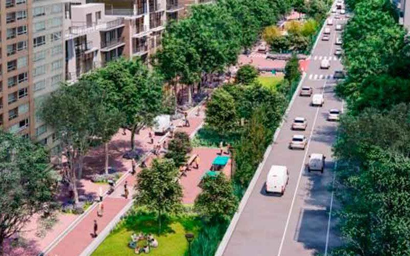 La Ciudad tendrá un nuevo corredor verde