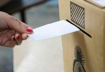 Elecciones: medidas para votar en forma segura y cuidada