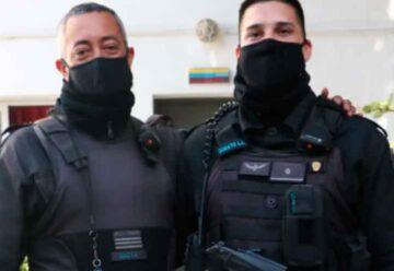 Dos policías se ofrecieron a adoptar a una beba abandonada en un contenedor