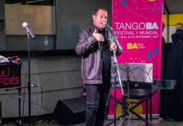 El Subte se sumó al Tango BA Festival y Mundial 2021