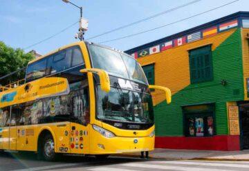 A partir de este fin de semana, vuelve el bus turístico a la Ciudad