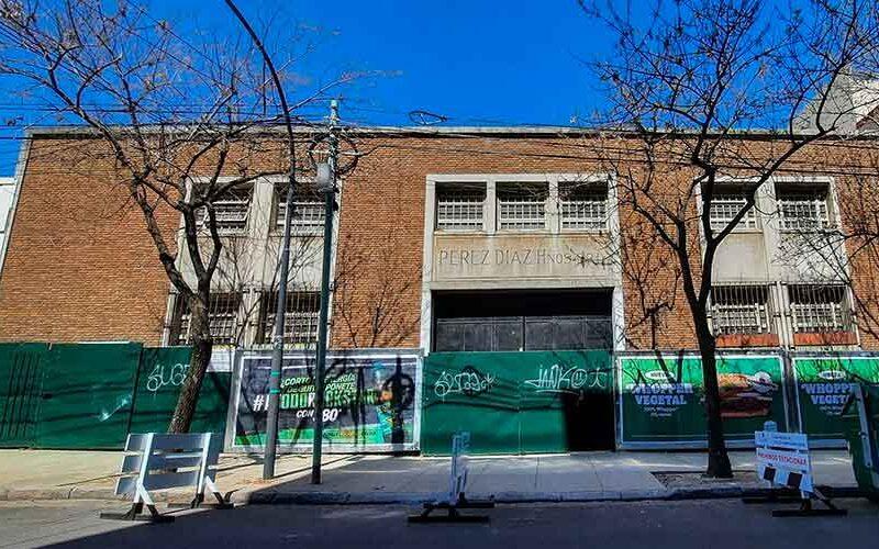 Vecinos de Núñez rechazan la construcción de torres